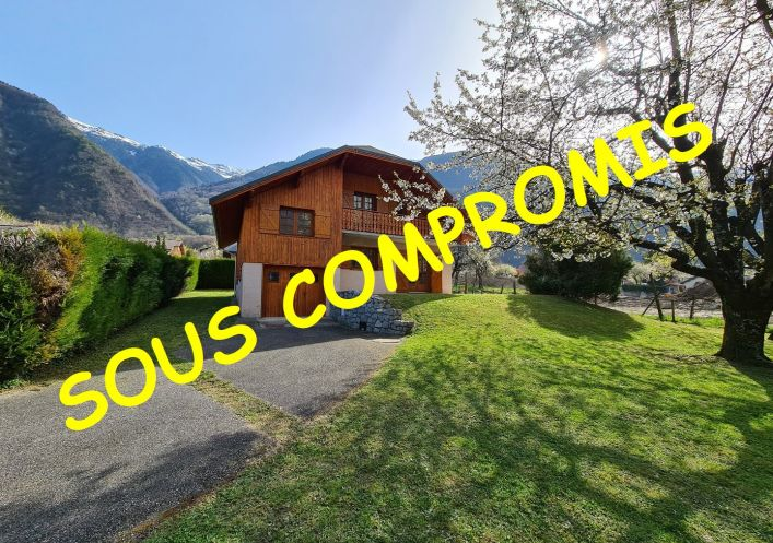 A vendre Maison Tours En Savoie | R�f 73010673 - Bouveri immobilier