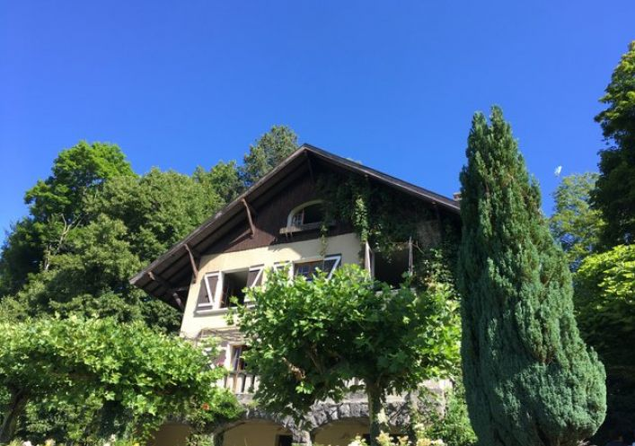A vendre Maison Talloires | Réf 7302310 - Propriété des alpes