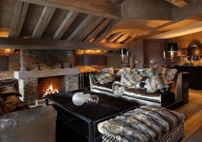 For seasonal lettings Courchevel 73023293 Propriété des alpes