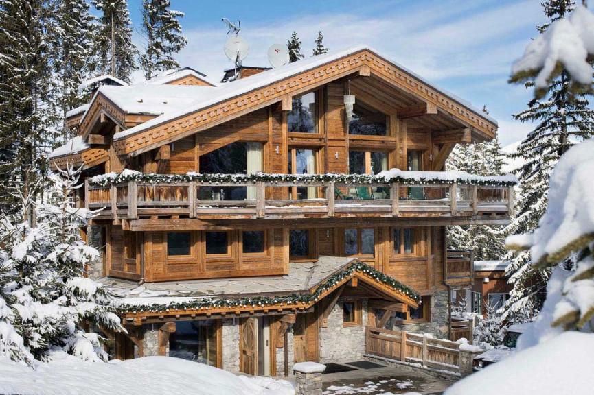 En location saisonnière Courchevel 73023294 Propriété des alpes