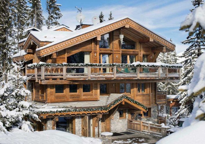 For seasonal lettings Courchevel 73023294 Propriété des alpes