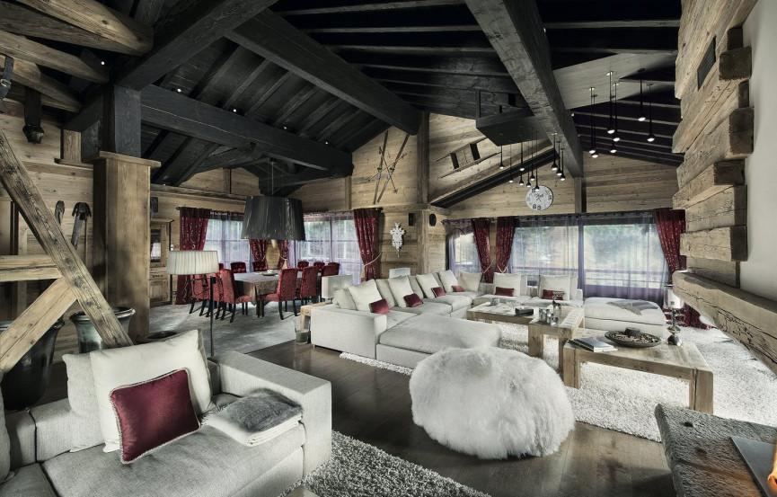 En location saisonnière Courchevel 73023391 Propriété des alpes