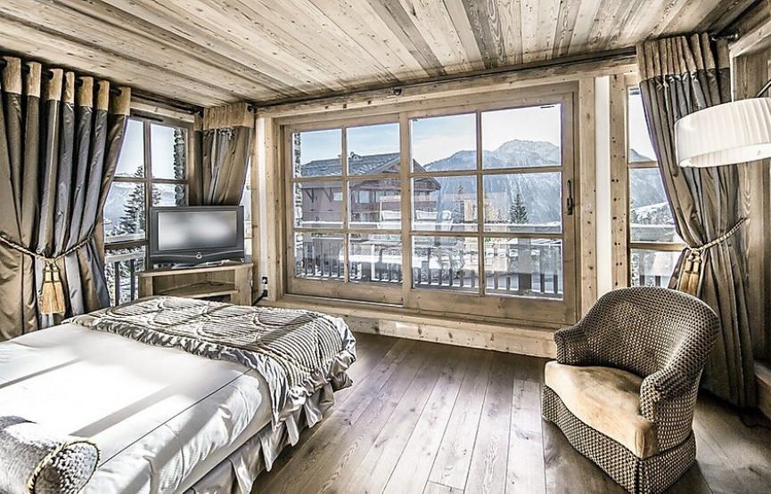 En location saisonnière Courchevel 73023392 Propriété des alpes