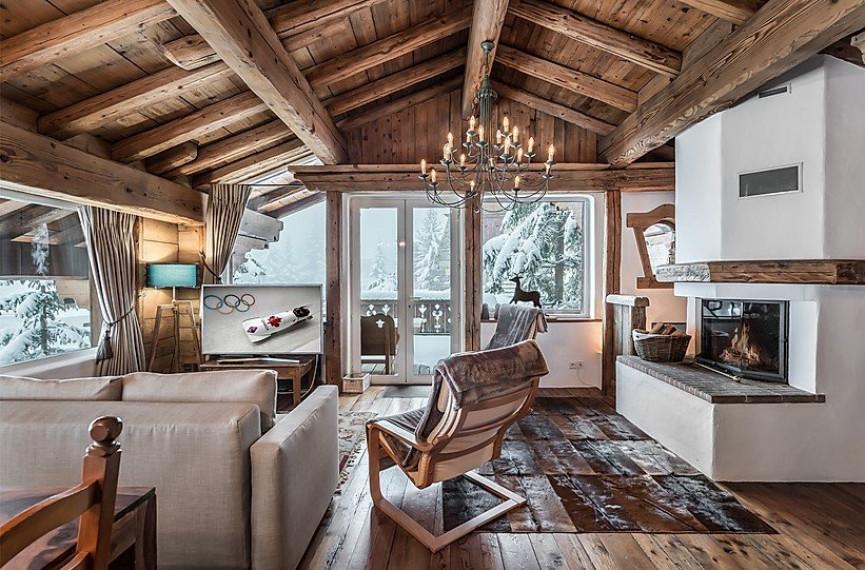 En location saisonnière Courchevel 73023395 Propriété des alpes
