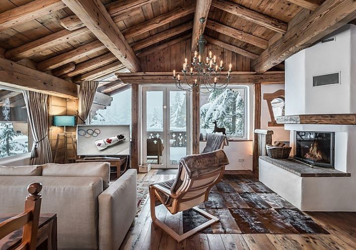 For seasonal lettings Courchevel 73023395 Propriété des alpes