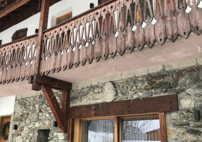 A vendre Les Bossons 73023397 Propriété des alpes