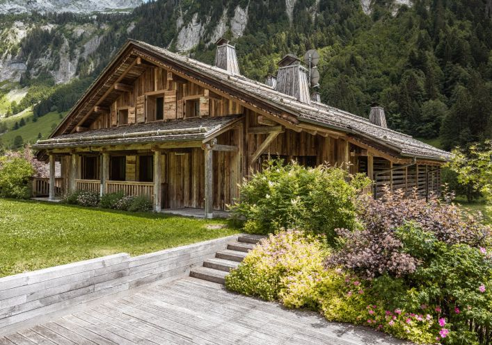 A vendre Duplex Le Grand Bornand | Réf 73023460 - Propriété des alpes