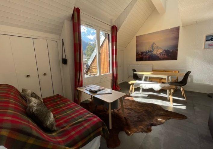 A vendre Appartement Chamonix Mont Blanc   Réf 73023467 - Propriété des alpes