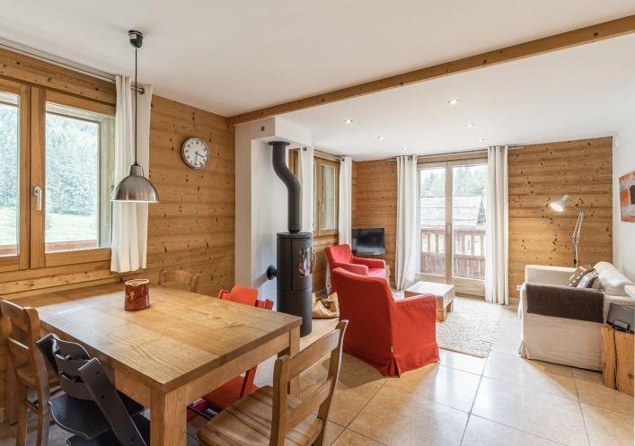 A vendre Appartement Le Grand Bornand   Réf 73023500 - Propriété des alpes