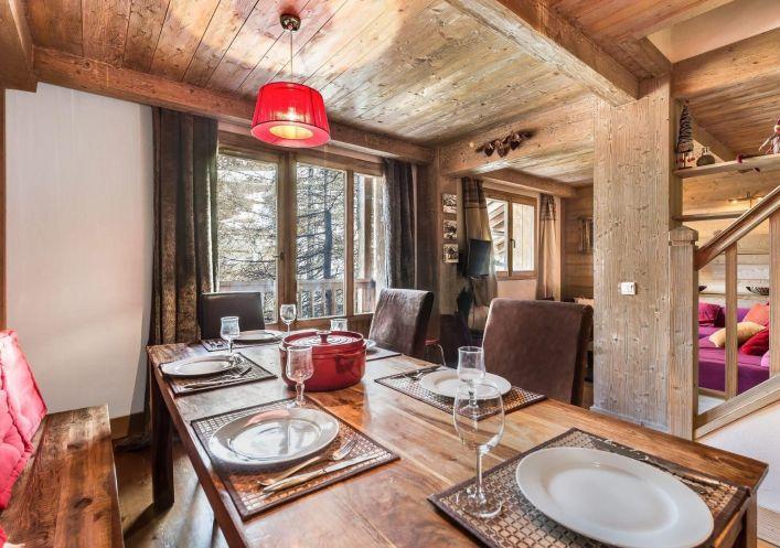 A vendre Duplex Val D'isere | Réf 73023519 - Propriété des alpes