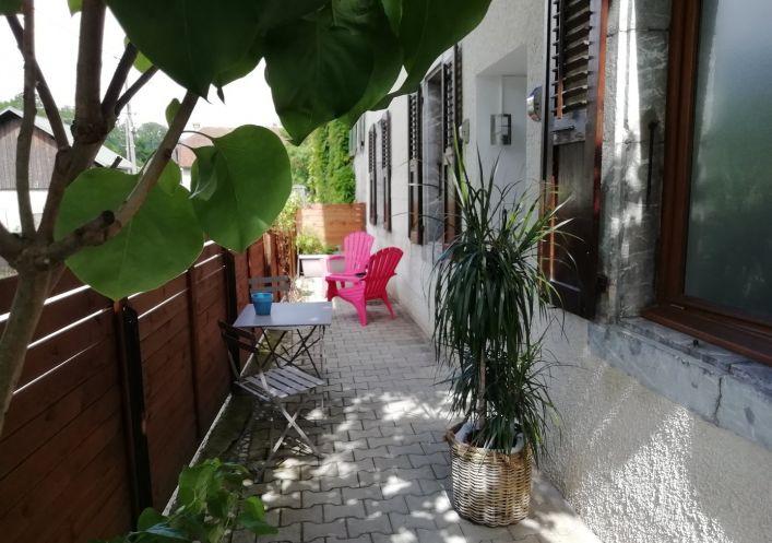 For sale Appartement en rez de jardin Faverges | Réf 73023554 - Propriété des alpes