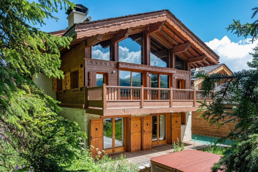 A vendre  Courchevel | Réf 7302383 - Propriété des alpes