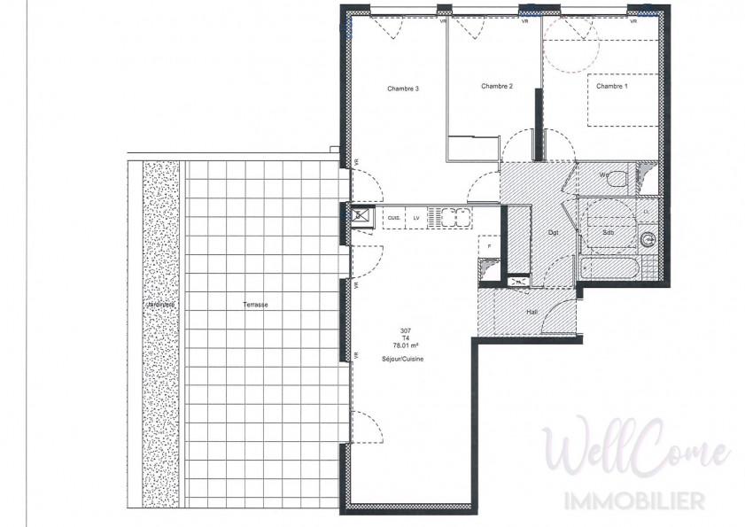 A vendre  Chambery   Réf 7302834 - Wellcome immobileir