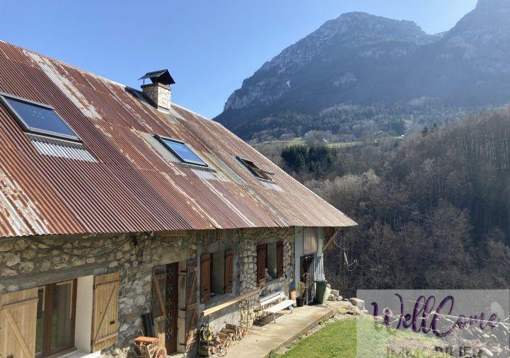 A vendre Maison en pierre Aillon Le Vieux | R�f 7302853 - Wellcome immobileir