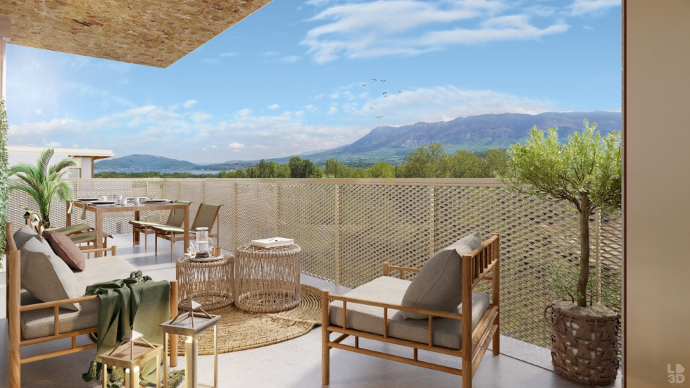 A vendre  La Motte Servolex   Réf 7302893 - Adaptimmobilier.com
