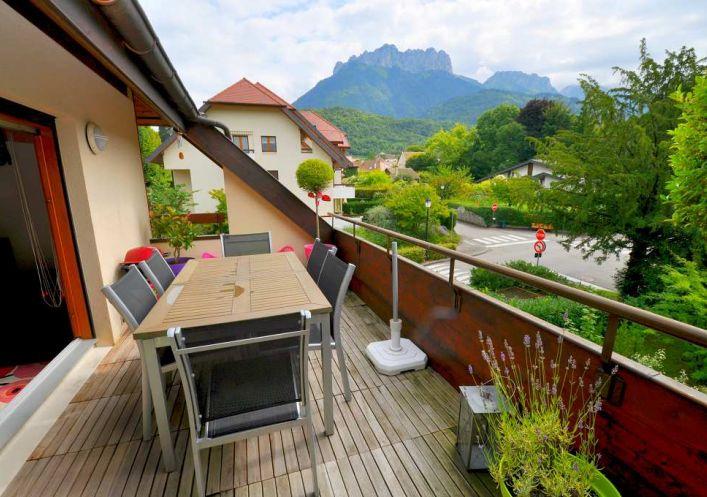 A vendre Menthon Saint Bernard 740061079 Jardin privé immobilier