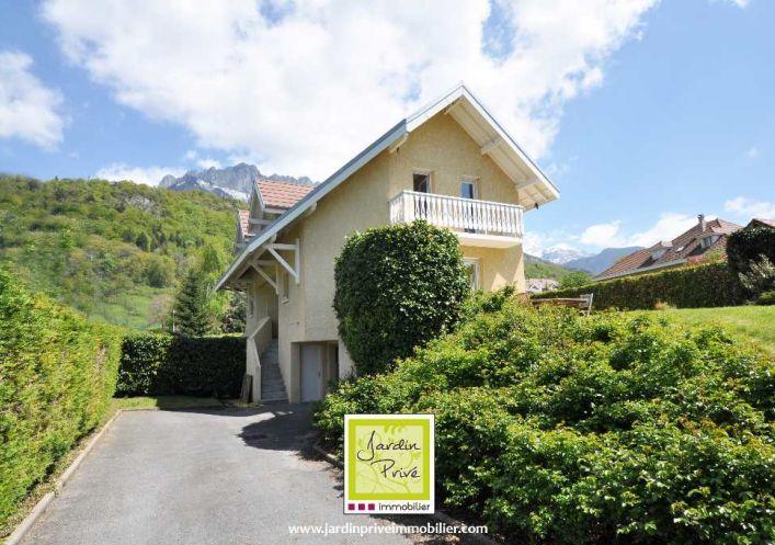 A vendre Menthon Saint Bernard 740061209 Jardin privé immobilier