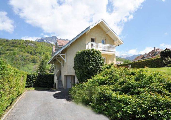 A vendre Maison mitoyenne Menthon Saint Bernard   Réf 740061209 - Jardin privé immobilier
