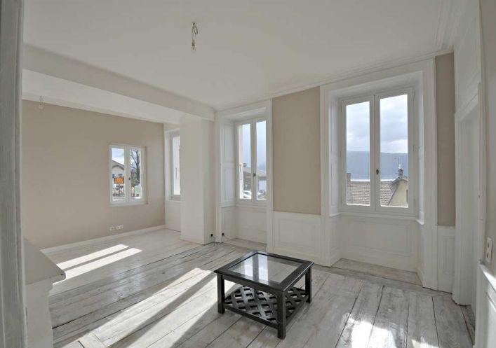 A vendre Veyrier Du Lac 740061261 Jardin privé immobilier