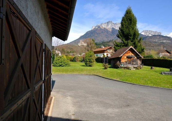 A vendre Menthon Saint Bernard 740061359 Jardin privé immobilier