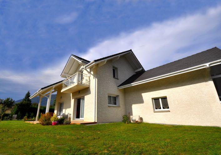 A vendre Maison contemporaine Saint Jorioz | Réf 740061405 - Jardin privé immobilier