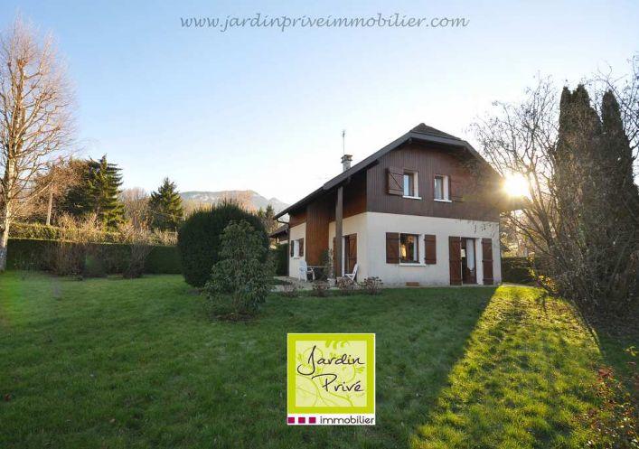 A vendre Saint Jorioz 740061424 Jardin privé immobilier