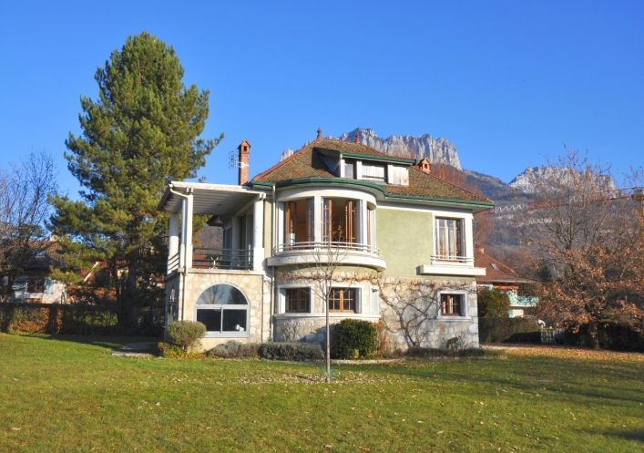 A vendre Menthon Saint Bernard 740061428 Jardin privé immobilier