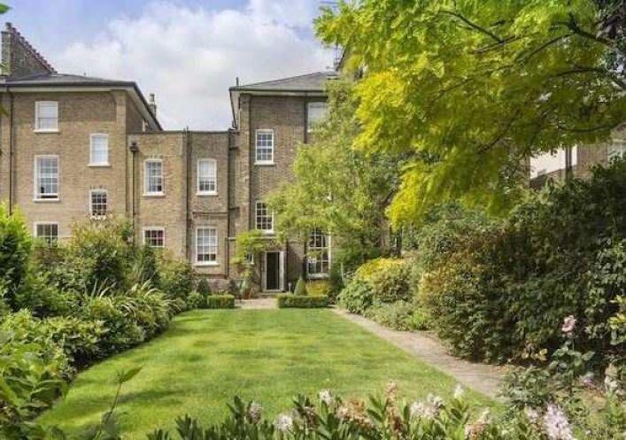 A vendre London 740061480 Jardin privé immobilier