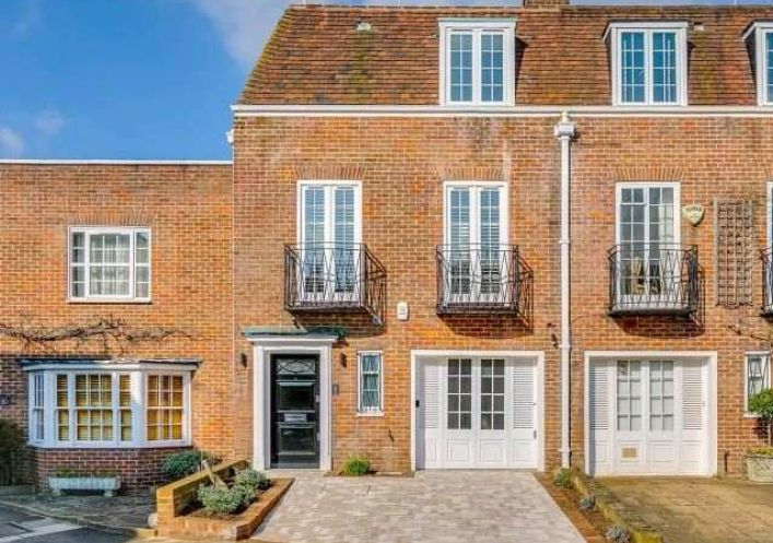 A vendre London 740061485 Jardin privé immobilier