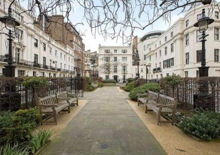 A vendre London 740061486 Jardin privé immobilier