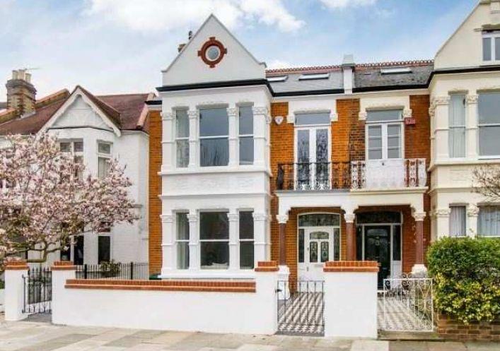 A vendre London 740061487 Jardin privé immobilier