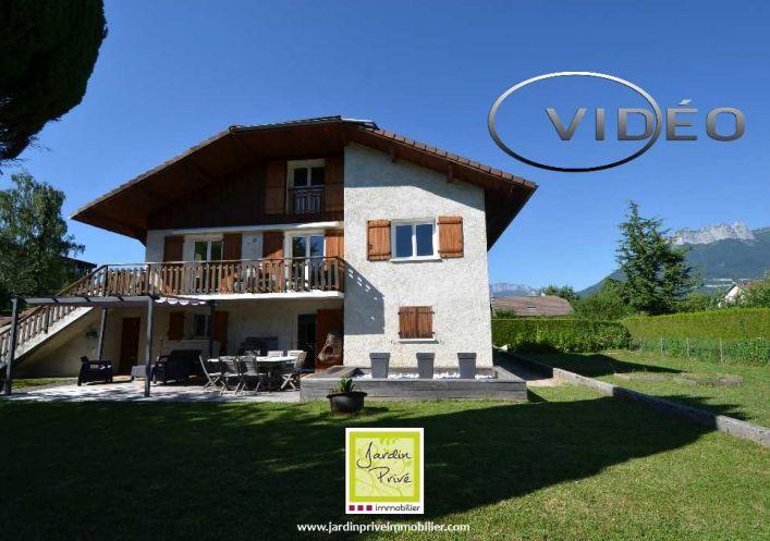 A vendre Saint Jorioz 740061495 Jardin privé immobilier