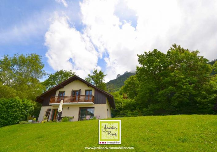 A vendre Bluffy 740061519 Jardin privé immobilier