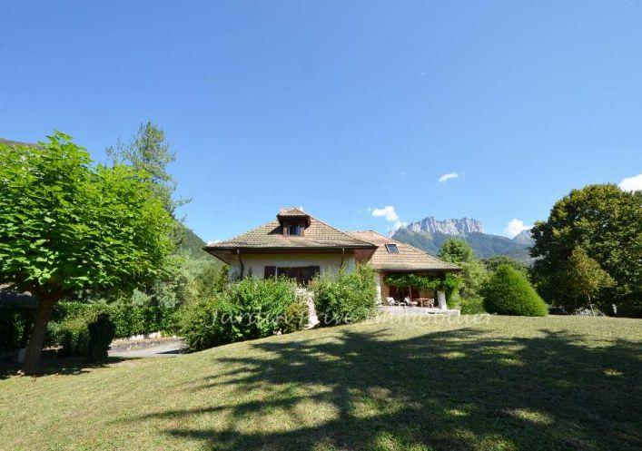 A vendre Menthon Saint Bernard 740061531 Jardin privé immobilier
