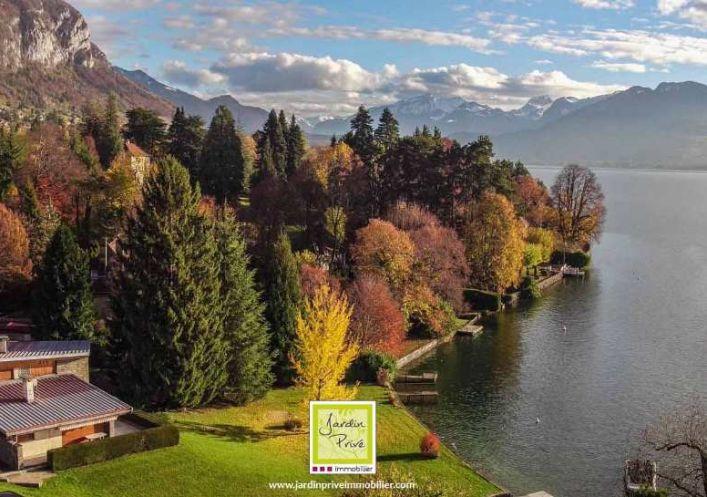 A vendre Veyrier Du Lac 740061551 Jardin privé immobilier