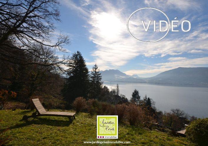 A vendre Veyrier Du Lac 740061597 Jardin privé immobilier