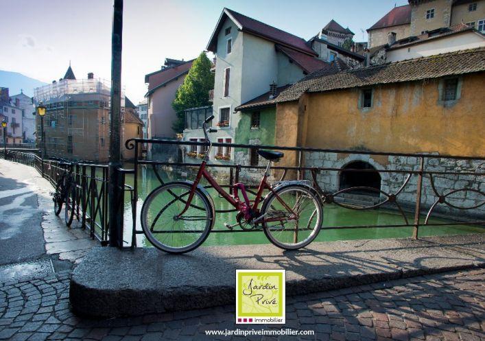 A vendre Annecy 740061610 Jardin privé immobilier