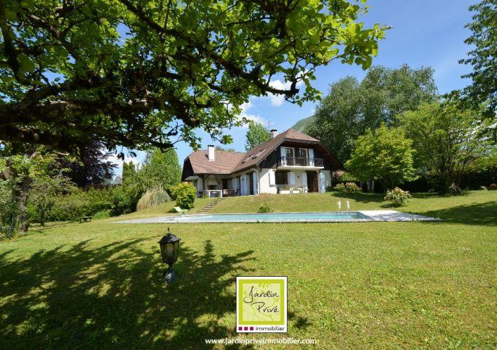 A vendre Menthon Saint Bernard 740061611 Jardin privé immobilier
