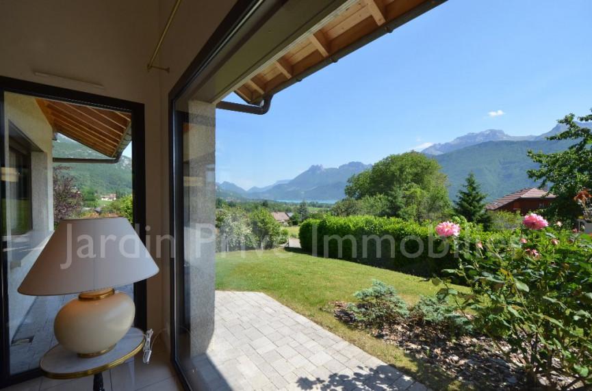 A vendre Doussard 740061613 Jardin privé immobilier