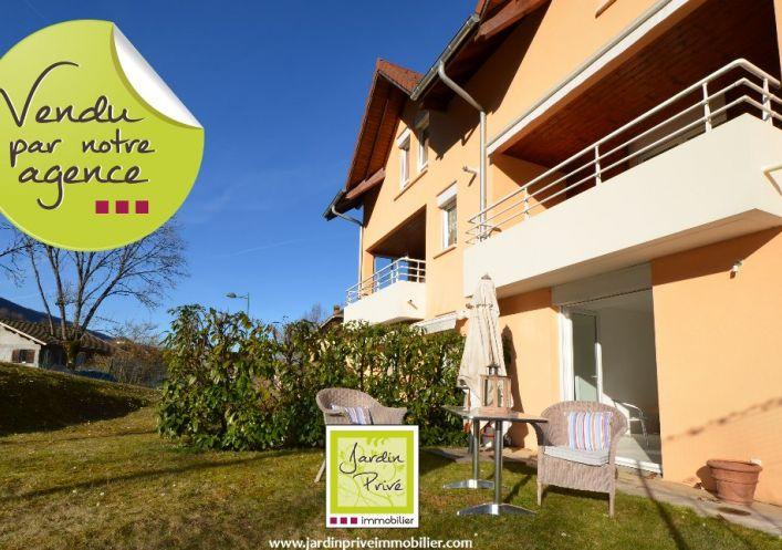 A vendre Saint Jorioz 740061628 Jardin privé immobilier