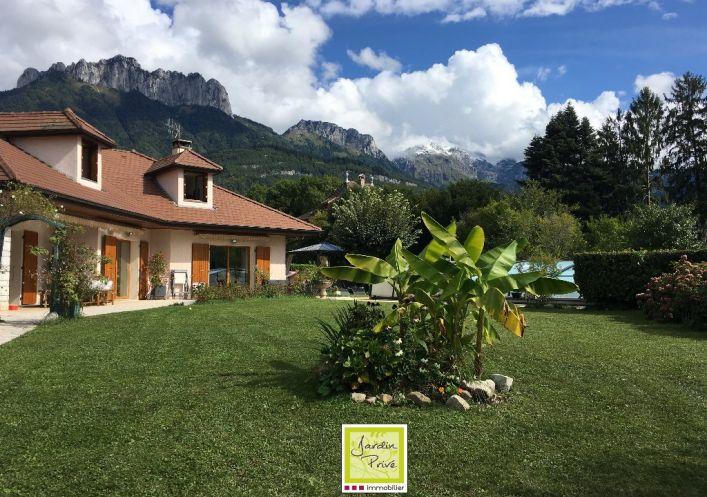 A vendre Menthon Saint Bernard 740061654 Jardin privé immobilier