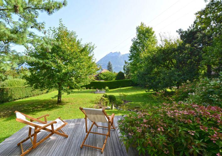 A vendre Maison de caractère Duingt | Réf 740061657 - Jardin privé immobilier