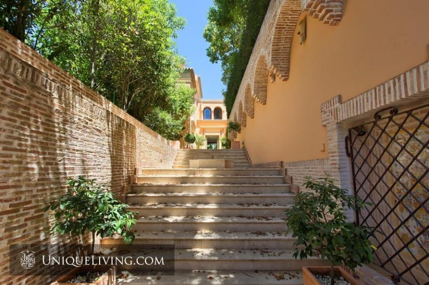 A vendre Costa Del Sol 740061723 Jardin privé immobilier