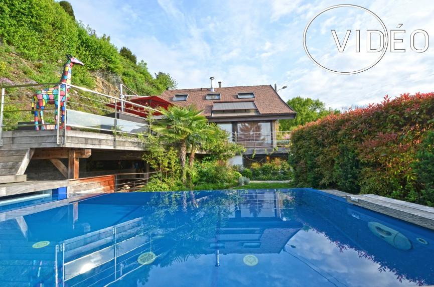A vendre Annecy 740061729 Jardin privé immobilier