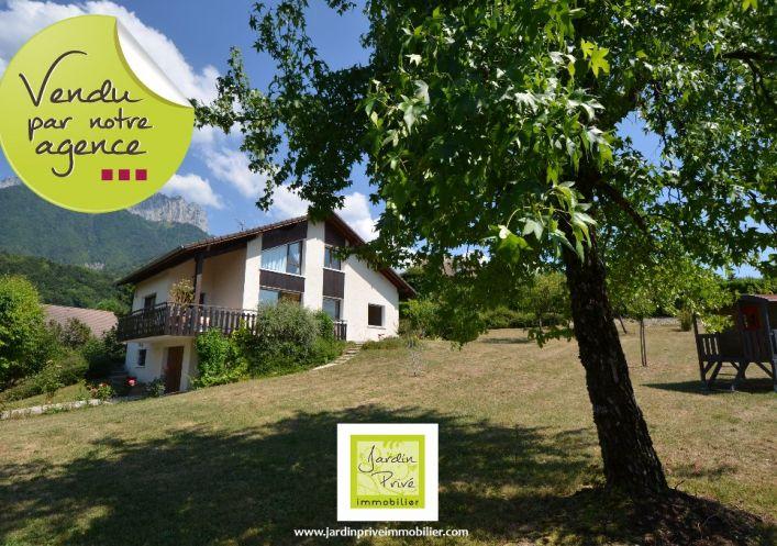 A vendre Menthon Saint Bernard 740061784 Jardin privé immobilier