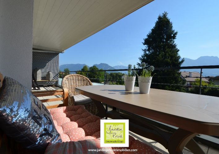 A vendre Saint Jorioz 740061787 Jardin privé immobilier