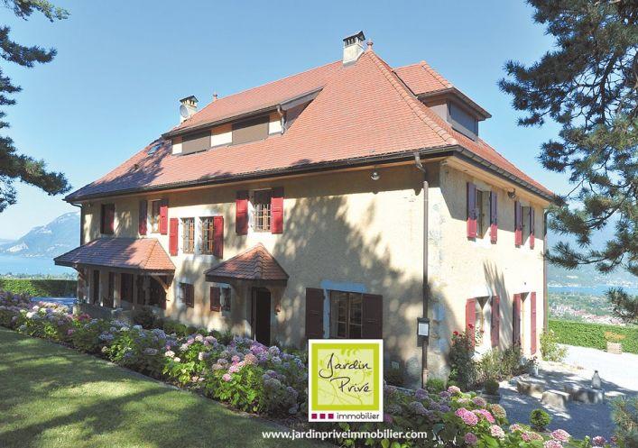 A vendre Saint Jorioz 740061883 Jardin privé immobilier