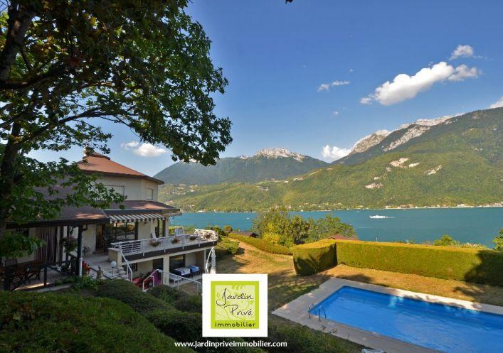 A vendre Doussard 740061914 Jardin privé immobilier
