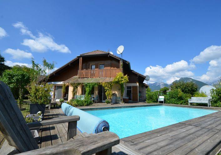 A vendre Villa Saint Jorioz | Réf 740061975 - Jardin privé immobilier
