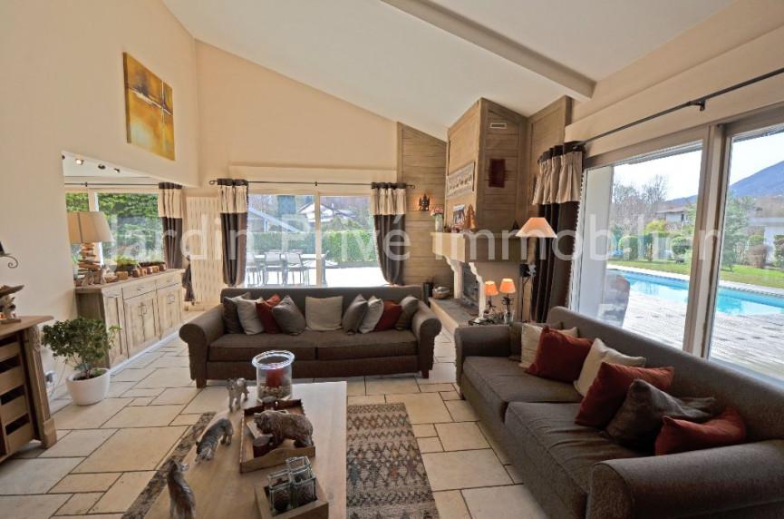 A vendre Sevrier 740061993 Jardin privé immobilier